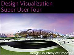 Design Visualization Super User Tour