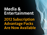 Autodesk Media & Entertainment Subscription Advantage Pack 2012 オンラインセミナー